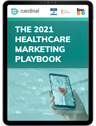 Healthcare Marketing Playbook eBook
