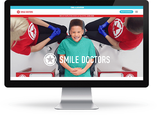 Orthodontic Service Website Marketing