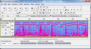 Shmooganography 2014 Steganography Audio File Analysis