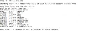 Shmooganography 2014 Steganography Nmap Scan