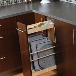 Pull Out Kitchen Cabinet Scratch Dent Appliances Cardinal Kitchens Baths Storage Solutions 101