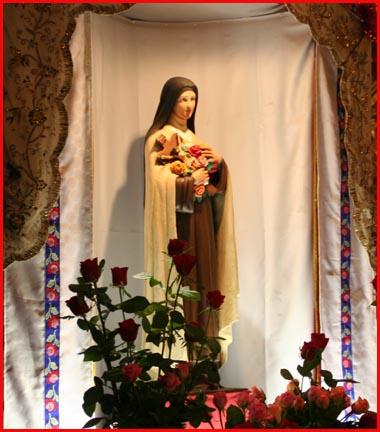Marvelous Catholic Church Rapid City Sd #1: Little-flower-next-to-altar.jpg?resize=380%2C432