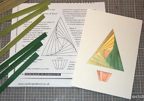 Iris Card Making