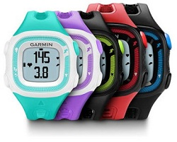 recensioni opinioni scheda tecnica Garmin Forerunner 15 GPS Running cardiofrequenzimetro
