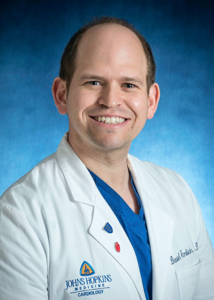 Daniel Ambinder, MD, host of the cardionerds cardiology podcast