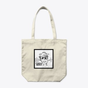 CardioNerds Tote Bag