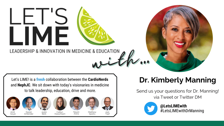 Let's LIME Episode 1 with Dr. Kimberly Manning
