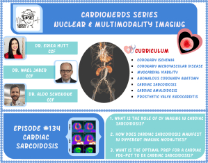 134. Nuclear and Multimodality Imaging: Cardiac Sarcoidosis
