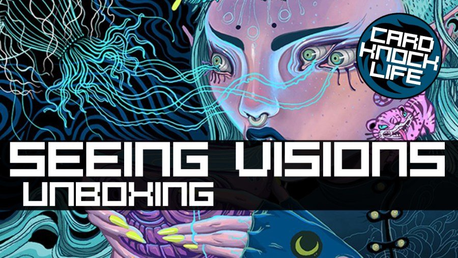 Unboxing: Seeing Visions Secret Lair