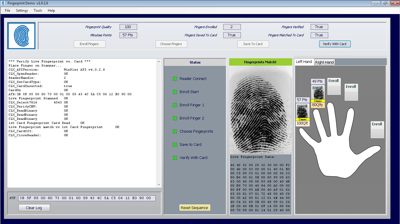 M.O.S.T. Toolz™ SDK Fingerprint Edition | CardLogix Corporation