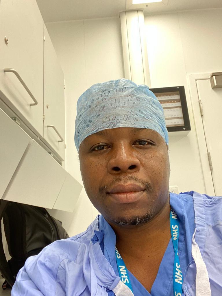 Richie Anaesthetic Nurse
