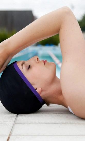 bonnet de bain piscine CARDO Paris accessoire_bonnet