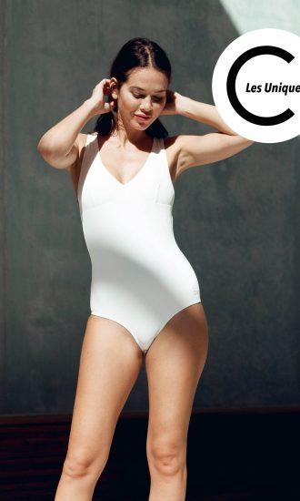 Uniques_CARDO Paris maillot de bain sport piscine gainant sculptant france