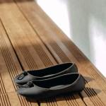 Noir gansé kaki