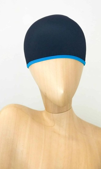 Swimming cap Bicolor CARDO Paris swimming pool maillot de bain water-repellent pretty elegant comfy french