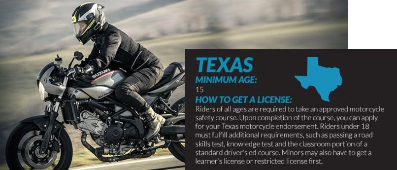 How To Get A Motorcycle License In