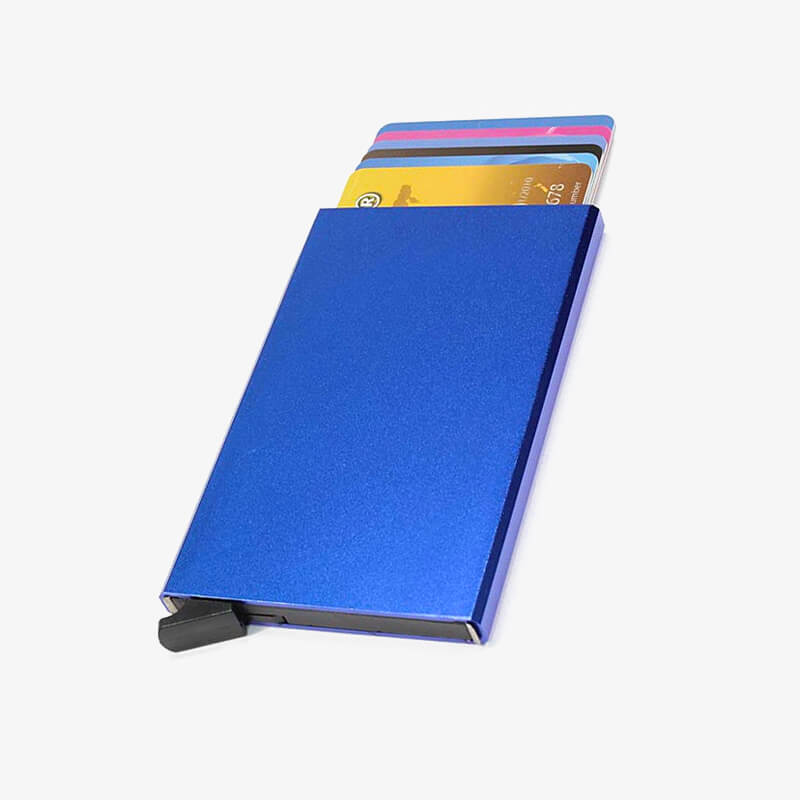 Figuretta - Blauw Hardcase