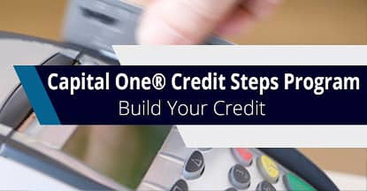 Credit cards allow for a greater degree of financial flexibility than debit cards, and can be a useful tool to build your credit history. Capital One Credit Steps Program 3 Things To Know Cardrates Com