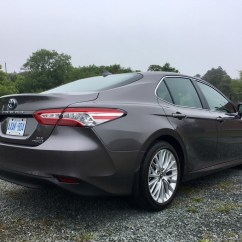Brand New Camry Hybrid All Corolla Altis 2018 Review Toyota Xle