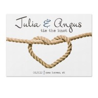Tie the Knot - Save The Date - SAMPLE