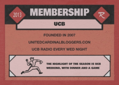 UCB Group Back