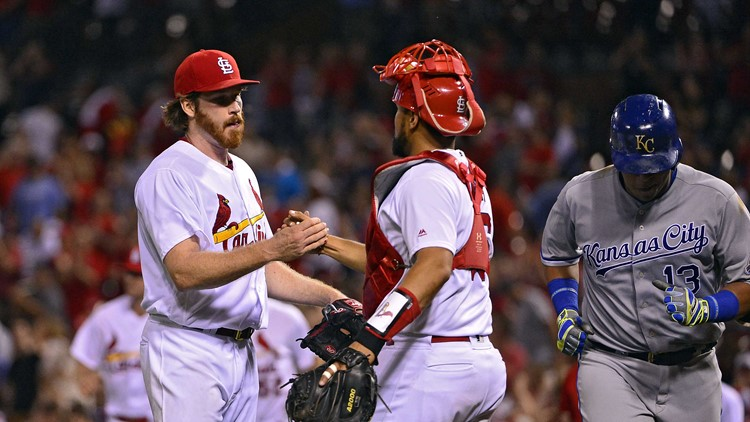 St. Louis Cardinals can gain ground in the standings by winning against the Kansas City Royals.