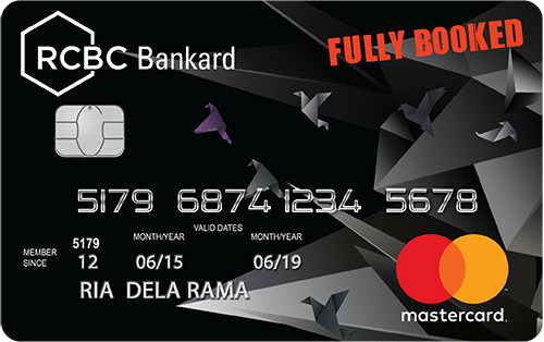 Fully Booked Credit Card