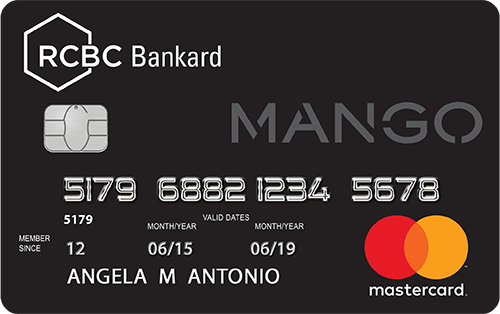Mango Credit Card RCBC Offers | Mango Credit Card Customer Care