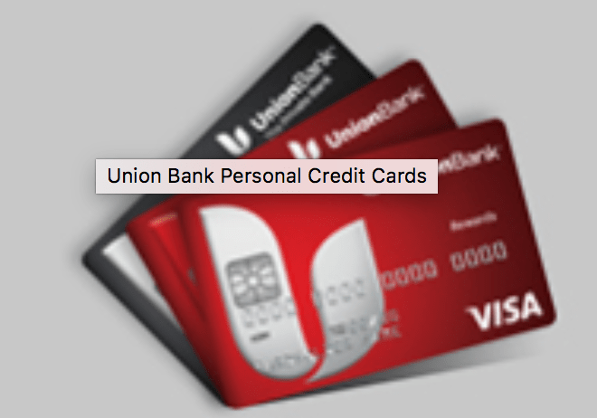 Union Bank Credit Card