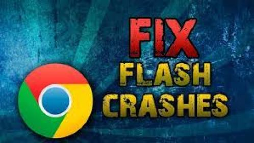 chrome flash not working