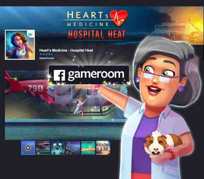 Facebook Gameroom ;Login