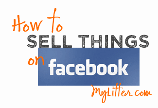 How To Sell Things On Facebook