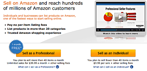 get your product sold on amazon