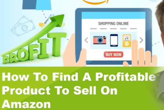 profitable product to sell on amazon