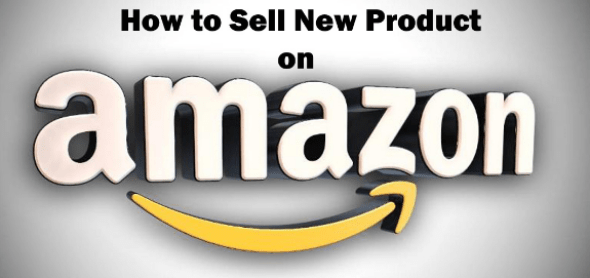sell a new product on amazon