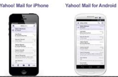 yahoo mail mobile