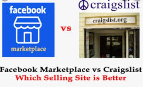 Facebook Marketplace Vs Craigslist