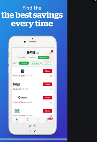Ebates App for iPhone -Ebates App Download