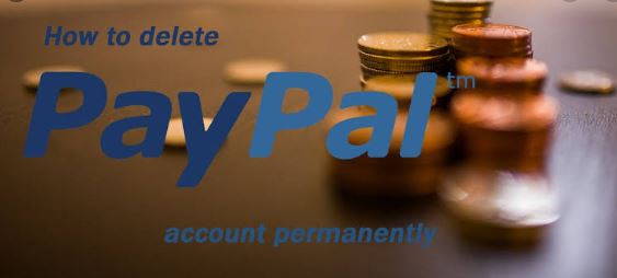 Permanently Delete My PayPal Account