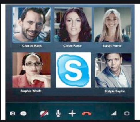 Skype Conference Call
