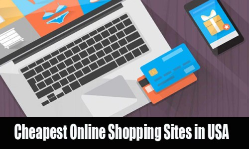 Cheapest Online Shopping Sites in USA