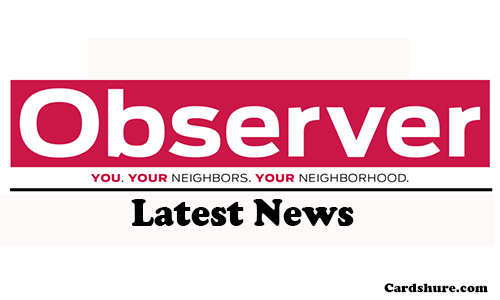 Observer Latest News - Observer Newspapers | Observer Todays News | Observer Newsletters