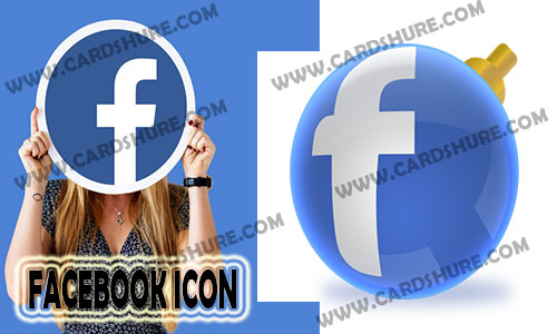 Facebook Icon- Facebook Icon Image | Add Icon to Website in 2020