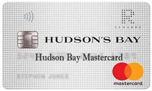 Hudson Bay Mastercard - Application and Activation of Hudson Bay Mastercard
