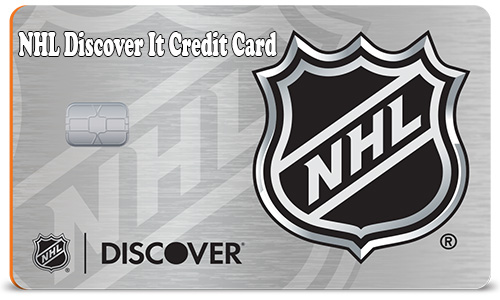 NHL Discover It Credit Card - Credit Card Application for NHL Discover It Card
