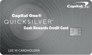 Capital One® Quicksilver® Cash Rewards Credit Card - How to Apply for Quicksilver Reward Credit Card
