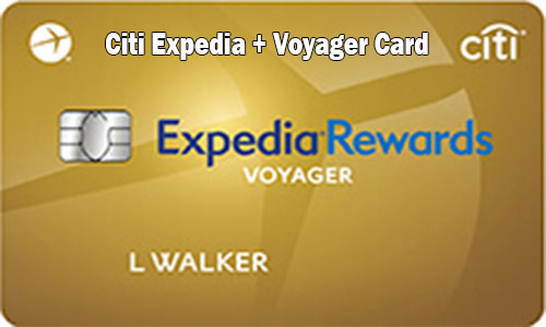 Citi Expedia + Voyager Card - How to Apply for Citi Expedia + Voyager Credit Card