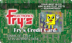 Fry's Credit Card - Fry's Application and Credit Card Activation