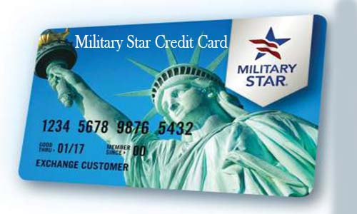 Military Star Credit Card -  How to Apply for Military Star Credit Card